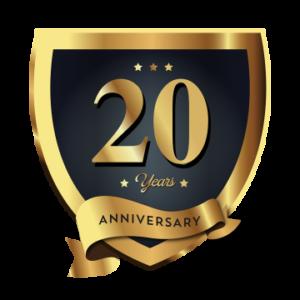 20 years december